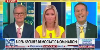 Fox News Lies About AOC's Nominating Speech