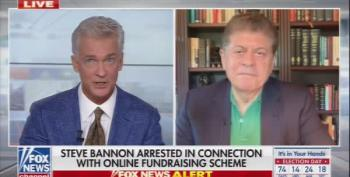 Napolitano Does Not Have Much Faith In Bannon's 'Defense'