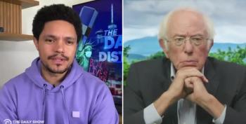 Bernie Sanders Explains Why Young People Have To Vote