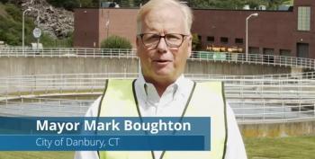 Danbury, Conn. Renames Their Sewage Treatment Center 'The John Oliver Memorial Sewer Plant'
