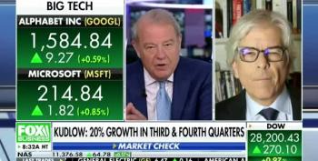Paul Romer Slams Larry Kudlow: Trump Administration Only Hires 'Liars For Hire'