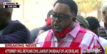 Jacob Blake's Parents Express Pain And Mistrust At Press Conference