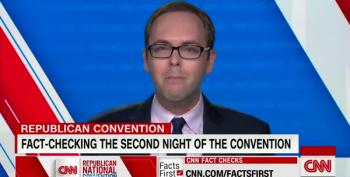 CNN Factchecker: RNC's Night Two Featured More Lies And Exaggerations