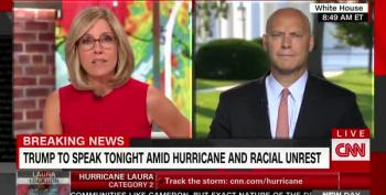 Marc Short Surprised By Camerota: Isn't Racial Violence Under Trump's Watch?