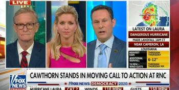 Fox Attacks Yamiche Alcindor For Stating The Obvious About Madison Cawthorn RNC Speech