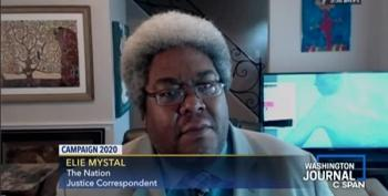 Elie Mystal Teaches Master Class In Civics To CSPAN Caller On How Bills Become Law