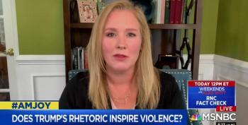 Ex-DHS Official Explains Connection Between Trump's Rhetoric And Vigilante Violence