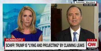 Rep. Adam Schiff: 'Intelligence Paid For By Taxpayers Doesn't Belong To Donald Trump'