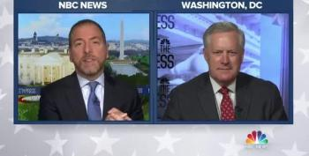 Mark Meadows Defines Two Americas Under Trump
