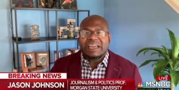 Dr. Jason Johnson Drives Home Primary Theme Of Election 2020: It's The COVID, Stupid!