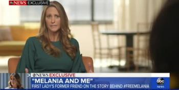 Melania Trump's Ex-BFF Giving Prosecutors Info About Corrupt Inauguration Expenses