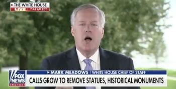 Mark Meadows: 'Arrest Protestors'