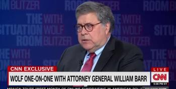 Bill Barr: Didn't Jesse Jackson Say He's More Scared Of Blacks Than Whites?