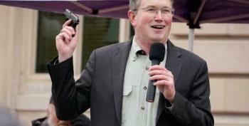 GOP Rep Thomas Massie Praises Kyle Rittenhouse, Says He Showed 'Incredible Restraint'