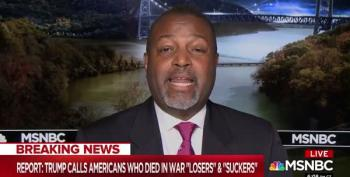 Malcolm Nance: Donald Trump Is The 'Drunk, Dancing Monkey With An AK-47'