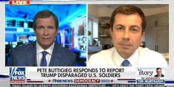 Pete Buttigieg Whacks Trump For Lying About Calling McCain A Loser: 'He Must Think We Are All Suckers'