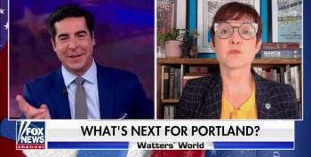Portland Mayoral Candidate: Trump Has Been 'Pissing All Over The Constitution'