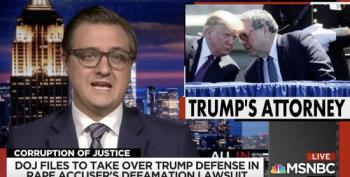 Bill Barr's Insertion Into Trump Rape Defamation Case Meant To Run Down The Clock
