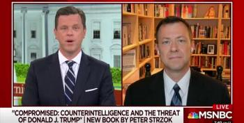 Peter Strzok Explains Why He Believes Trump Is Compromised