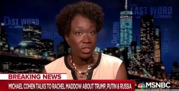 Joy Ann Reid Convicts Republicans For Crowning Trump 'Mini Putin'