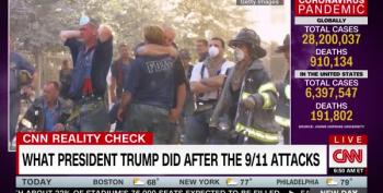 Reality Check: Memories Of Donald Trump And His Lies About 9/11