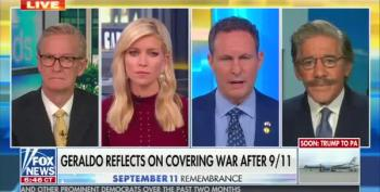 Brian Kilmeade Excuses Trump's Lies On COVID With Weird 9/11 Comparison
