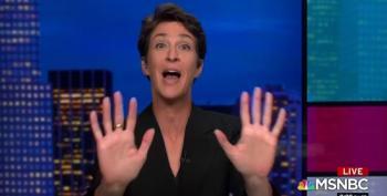 Rachel Maddow: Make It Stop!