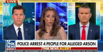 Fox News Twists Arson Arrests In Western States To Smear Liberals