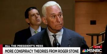 Roger Stone Wants Trump To Impose Martial Law After Election