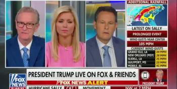 Trump Promises Regular Date For Fox & Friends, But Doocy Wants To See Other People (UPDATED)