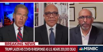 Michael Steele: '40% Of The Country Have Decided I'm With Stupid'