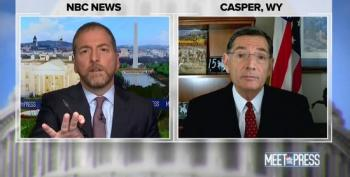 'This Just Sounds Like A Power Grab' -- Chuck Todd Hits Sen. Barrasso For Blatant Hypocrisy On SCOTUS Confirmation