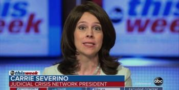Carrie Severino: Trump's Extremist Picks For SCOTUS Could Follow Ginsburg's 'Trailblazing Footsteps'
