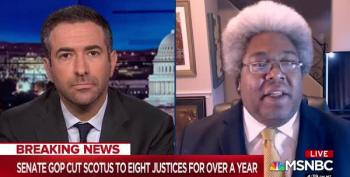 Elie Mystal: 'If Mitch McConnell Can Do It, Then The Democrats Can Do It'