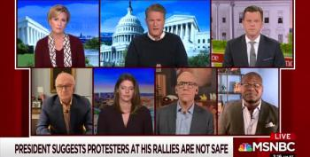 Morning Joe Panel Talks About Fascism