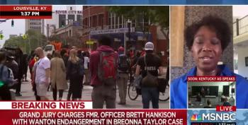 Joy Reid: Breonna Taylor Grand Jury Indictment Says 'Black Lives Don't Matter'
