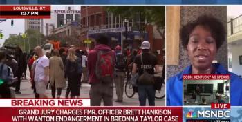Joy Reid: Breonna Taylor Grand Jury Indictment Says 'Black Lives Don't Matter'