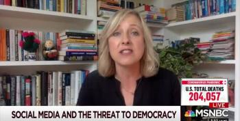 Carole Cadwalladr: 'If Facebook Was A Country, It Would Be North Korea'
