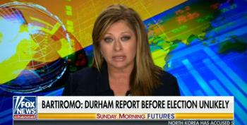 REPORT: No Durham Report Or Indictments Prior To Presidential Election