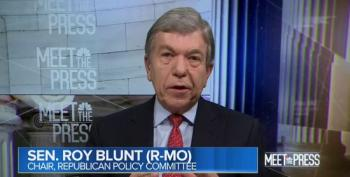 Sen. Roy Blunt Pretends Republicans Will Pass A New Healthcare Law In A Few Months After It's Overturned By SCOTUS