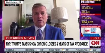 Ex-GOP Congressman Can't Justify Trump's $70,000 Hair Deduction
