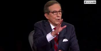 Chris Wallace Asks Trump Why He Won't Abide By Debate Rules
