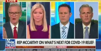 Fox And Friends Panders To Mango Mussolini About Second Debate Mic