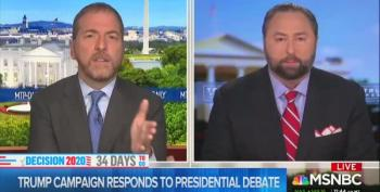 Chuck Todd's Bonkers Interview With Jason Miller