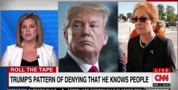 CNN's Keilar Destroys Trump's 'Hardly Know Them' Lies