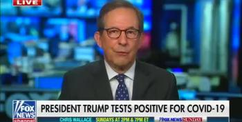 Chris Wallace Bashes Dr. Scott Atlas As Someone You Shouldn't Listen To