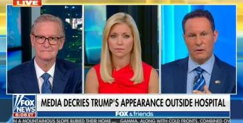 Fox And Friends Is An In-Kind Political Contribution To The Trump Campaign
