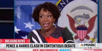 Joy Reid: Pence Had One Job At The VP Debate And He Failed