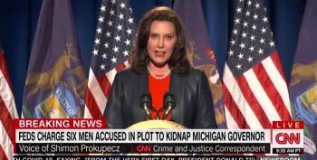 FBI Breaks Up Plot To Kidnap Michigan Governor