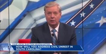 Lindsey Graham Says Blacks Can Go Far In South Carolina, As Long As They're Conservative